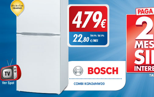 MAYO 13- PLAN RENOVE- COMBI BOSCH